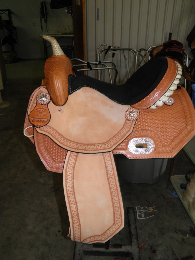 Barrel Saddle C5784s